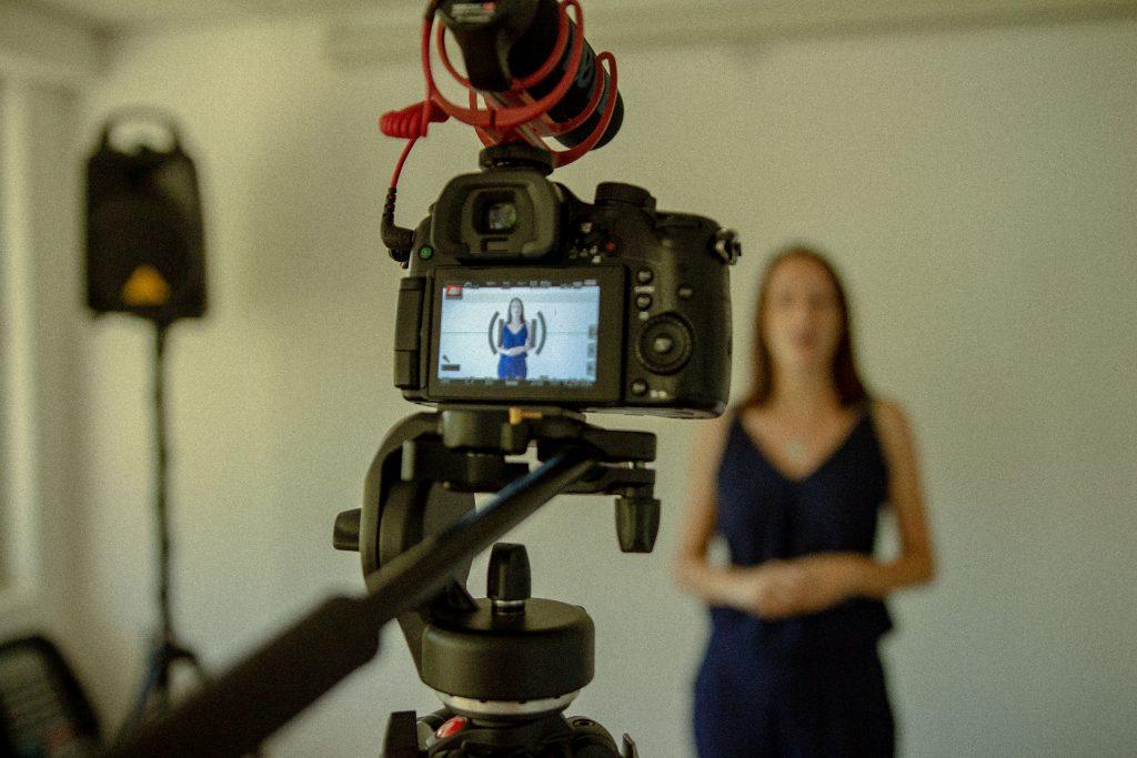 Hypnose classique tournage