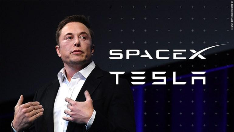 Elon Musk entrepreneur