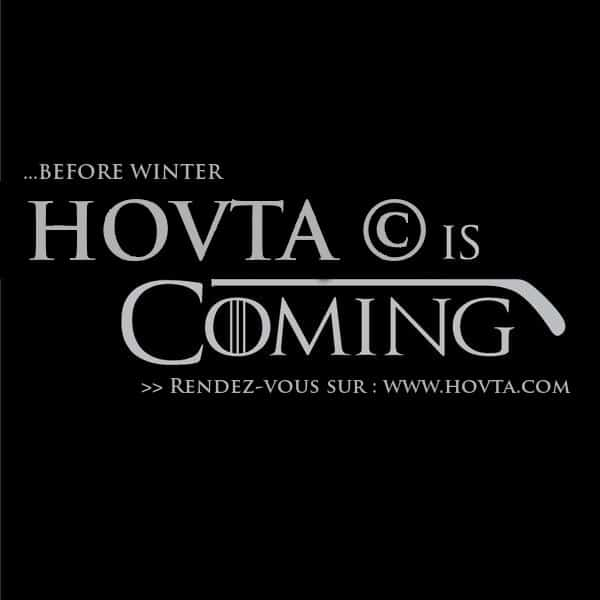 Hovta is coming
