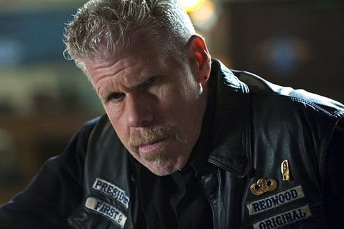 Clay Morrow samcro