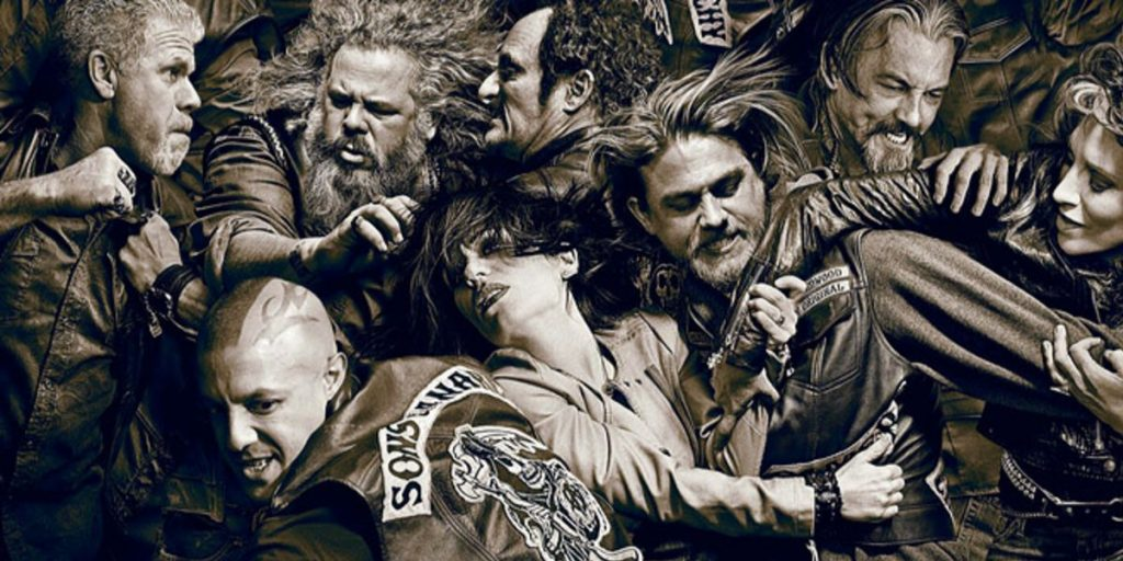 Guerre sons of Anarchy