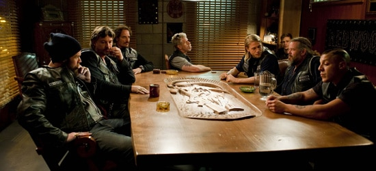 Vote samcro table