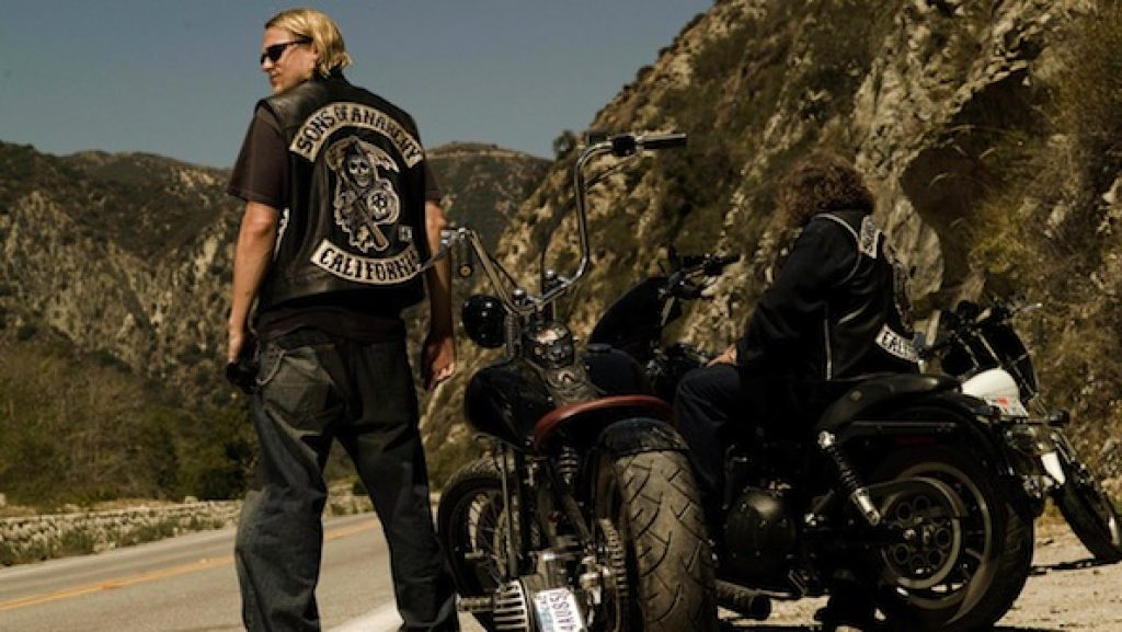 Sons of Anarchy Harley Davidson