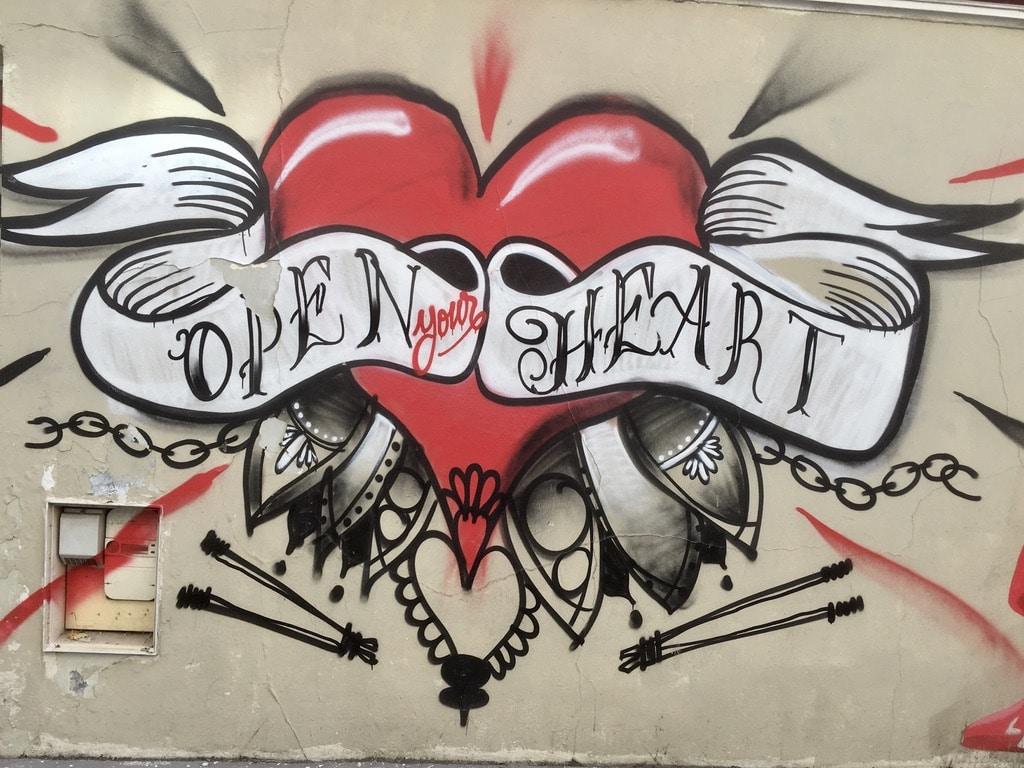 Open Heart à Gorge de Loup