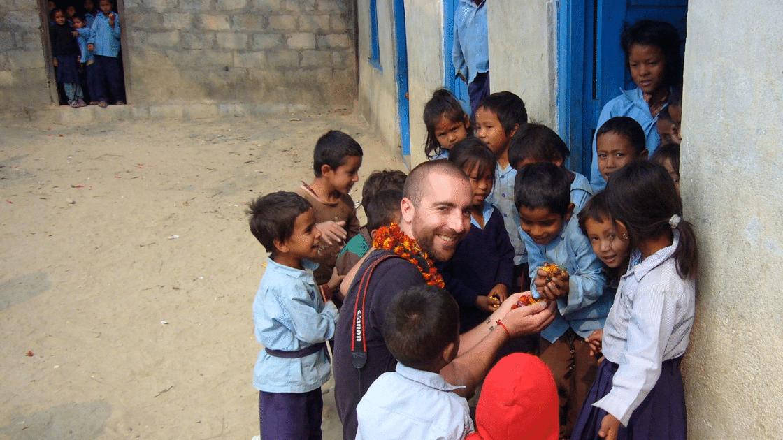 Coaching et entrepreneuriat social au Népal